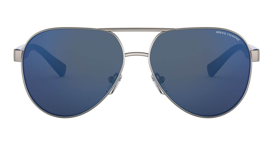 Armani Exchange AX 2031S (608855) Sunglasses Blue / Grey
