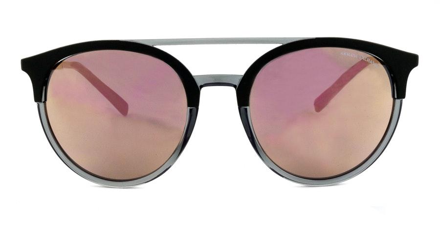 Armani Exchange AX 4092S Men's Sunglasses Pink / Grey