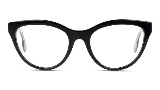 BE 2311 Women's Glasses Transparent / Black