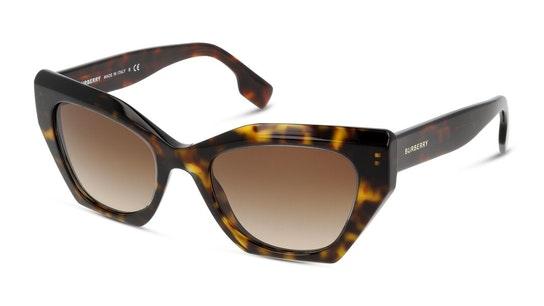 BE 4299 Women's Sunglasses Brown / Havana