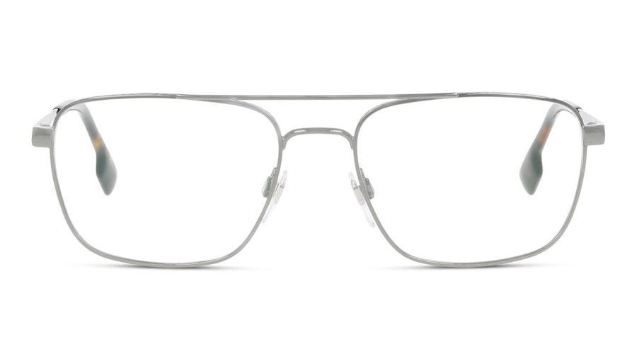 Burberry BE 1340 (Large) Men's Glasses Silver