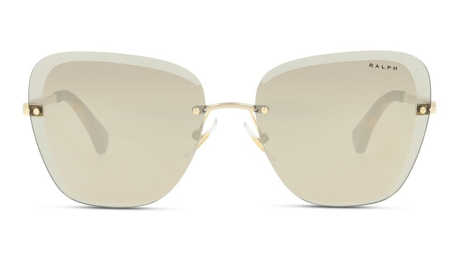 Ralph by Ralph Lauren RA 4129 Women's Sunglasses Gold/Gold