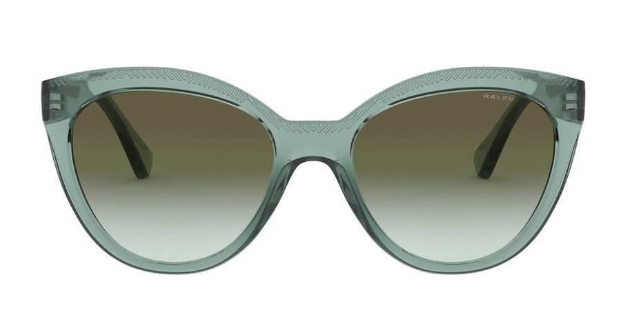 Ralph by Ralph Lauren RA 5260 Women's Sunglasses Green/Green