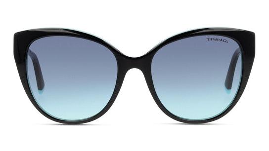 TF 4166 Women's Sunglasses Blue / Black