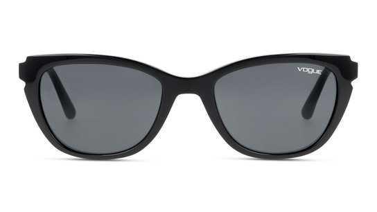 VO 5293S Women's Sunglasses Grey / Black