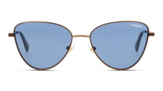 VO 4145S Women's Sunglasses Blue / Bronze