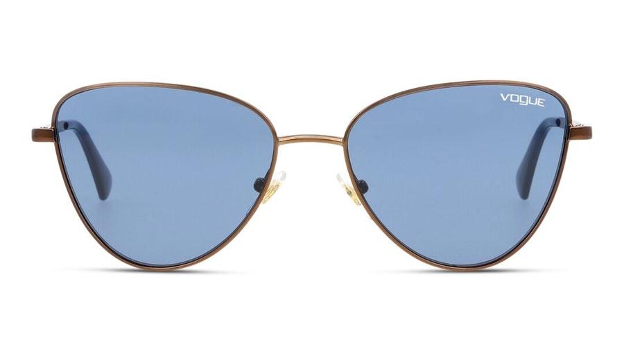 Vogue VO 4145S Women's Sunglasses Blue / Bronze