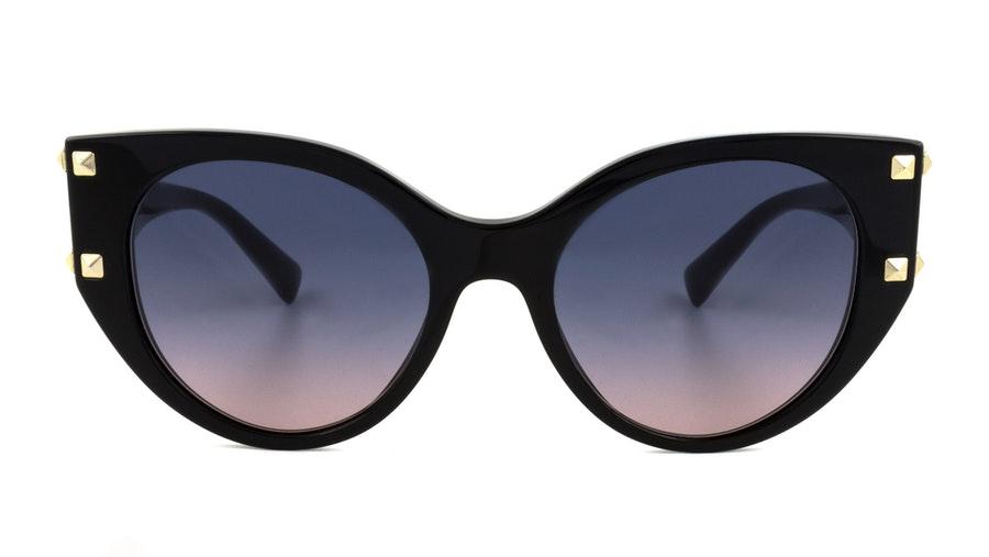 Valentino VA 4068 Women's Sunglasses Pink / Black