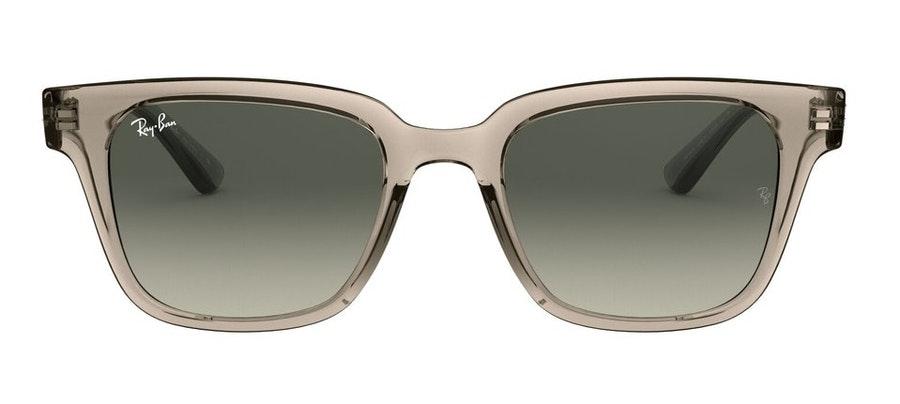 Ray-Ban RB 4323 (644971) Sunglasses Grey / Grey
