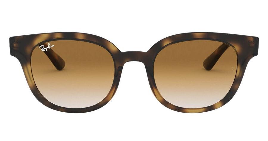 Ray-Ban RB 4324 Men's Sunglasses Dark Brown/Tortoise Shell