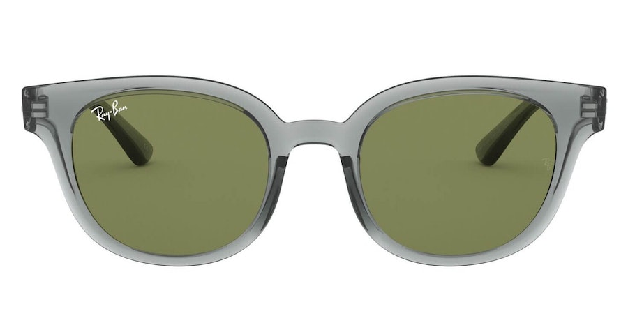 Ray-Ban RB 4324 Men's Sunglasses Green/Grey
