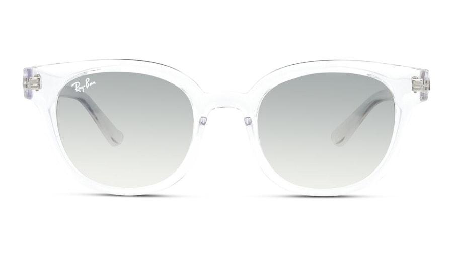 Ray-Ban RB 4324 (644732) Sunglasses Grey / Transparent