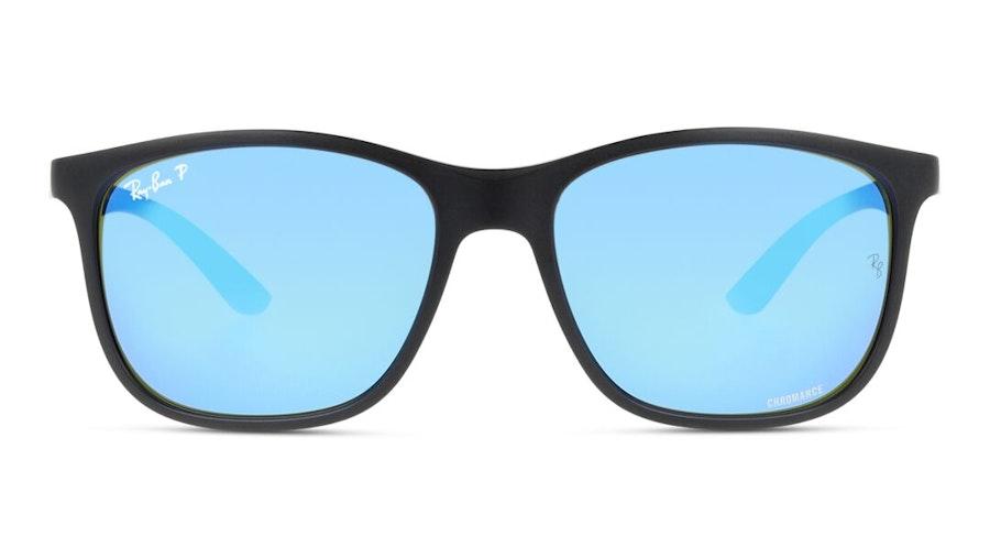 Ray-Ban Chromance RB 4330CH (601SA1) Sunglasses Blue / Black