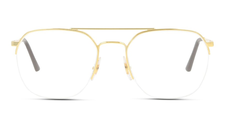 Ray-Ban RX 6444 (2500) Glasses Gold