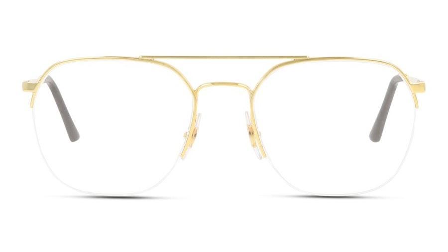 Ray-Ban RX 6444 Men's Glasses Gold