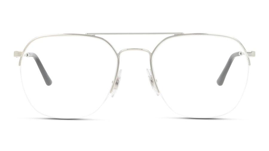 Ray-Ban RX 6444 (2501) Glasses Silver