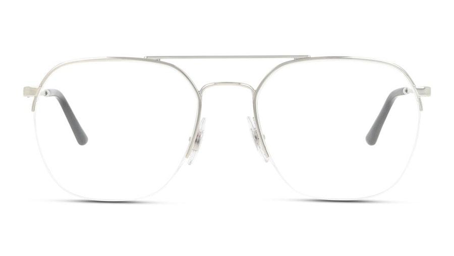 Ray-Ban RX 6444 Men's Glasses Silver