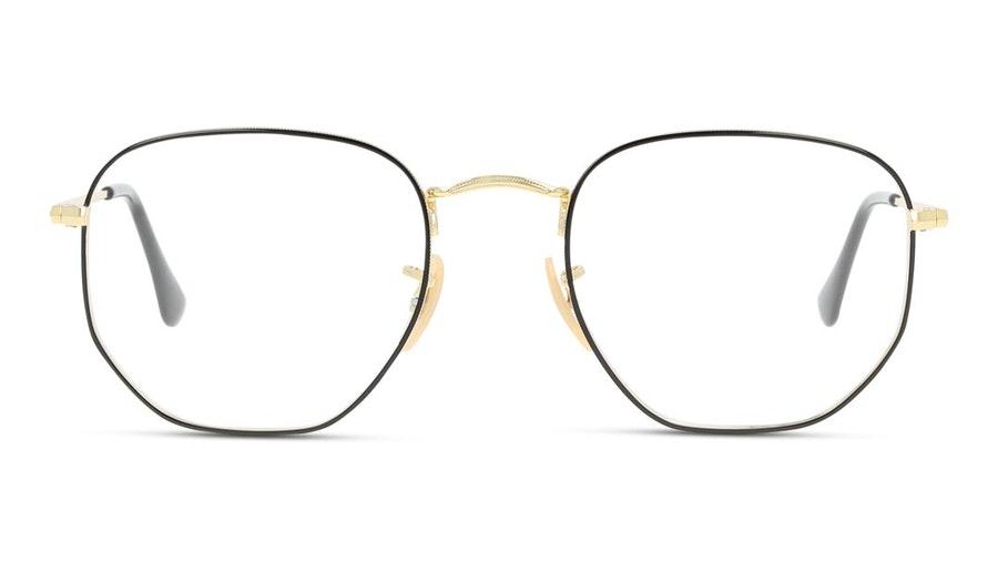Ray-Ban RX 6448 Unisex Glasses Black