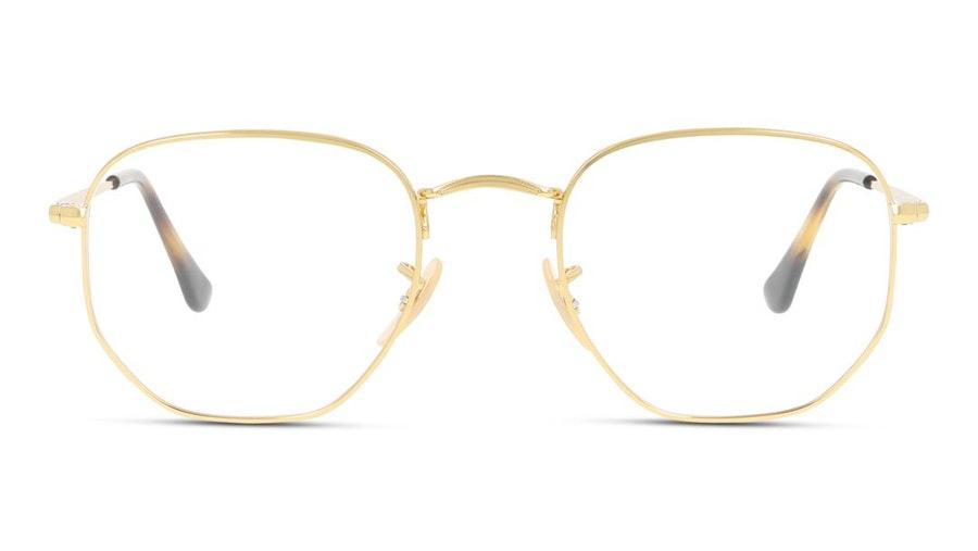 Ray-Ban RX 6448 Men's Glasses Gold