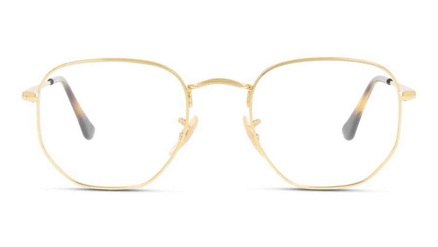 Ray-Ban RX 6448 Men's Glasses Gold