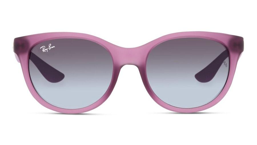 Ray-Ban Juniors RJ 9068S Children's Sunglasses Grey / Purple