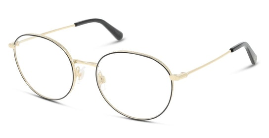 DG 1322 Women's Glasses Transparent / Black