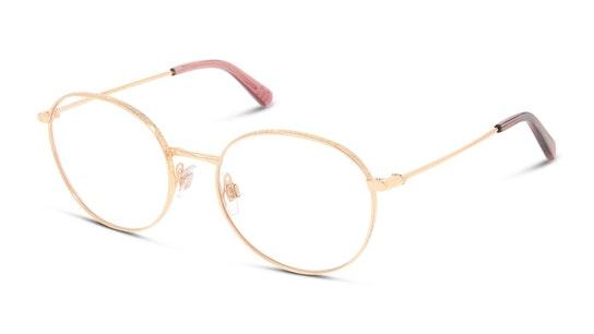 DG 1322 Women's Glasses Transparent / Gold