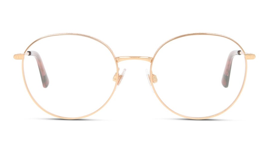 Dolce & Gabbana DG 1322 Women's Glasses Gold