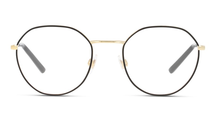 Dolce & Gabbana DG 1324 Men's Glasses Black