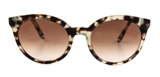 PR 02XS Women's Sunglasses Pink / Beige