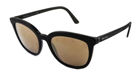 PR 03XS Women's Sunglasses Brown / Black