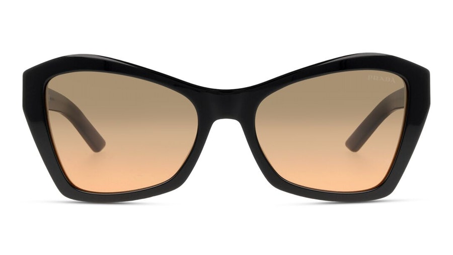 Prada PR 07XS Women's Sunglasses Grey / Black
