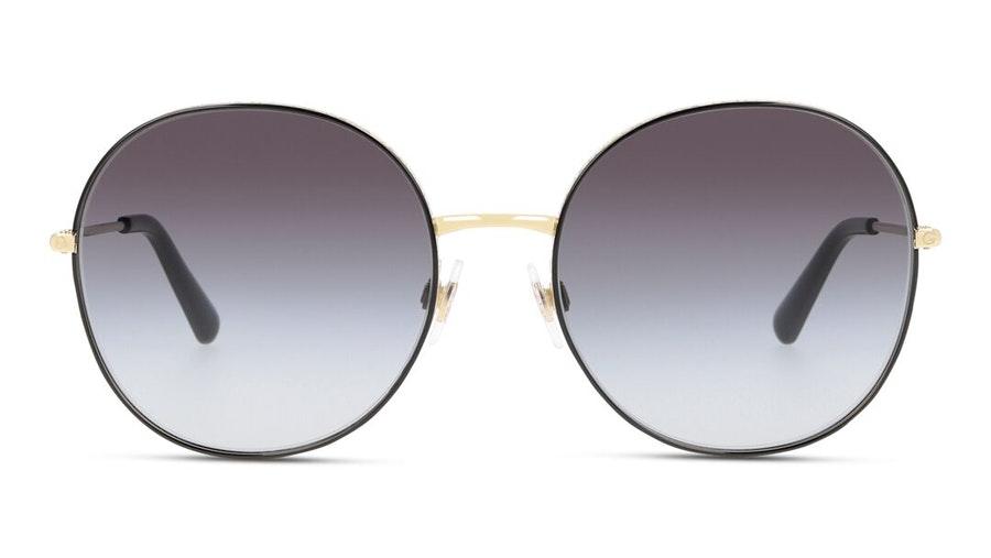 Dolce & Gabbana DG 2243 Women's Sunglasses Grey / Black