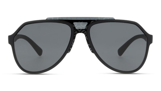 DG 6128 Men's Sunglasses Grey / Black