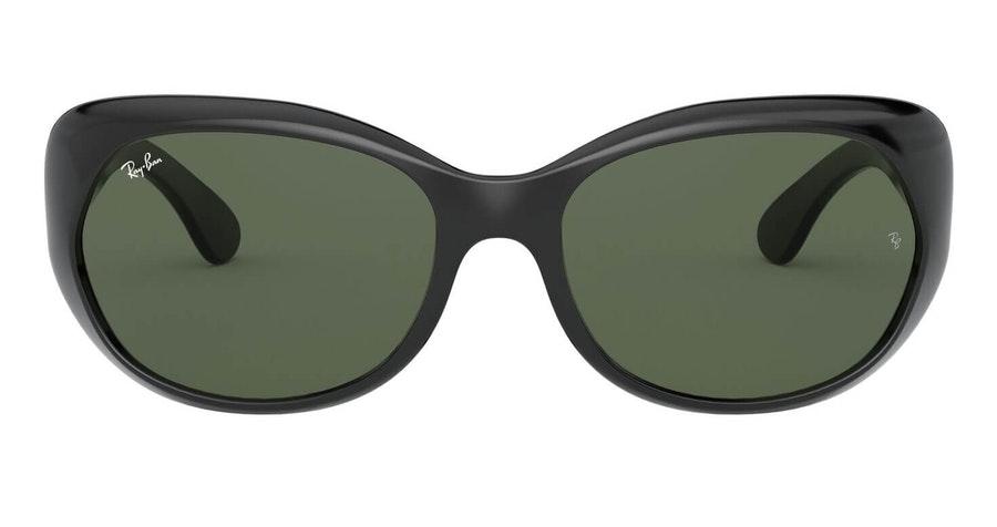 Ray-Ban RB 4325 Women's Sunglasses Green / Black