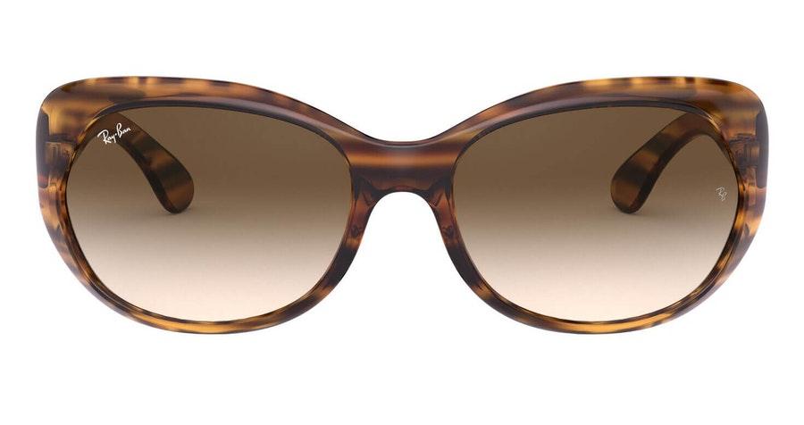 Ray-Ban RB 4325 Women's Sunglasses Dark Brown / Tortoise Shell