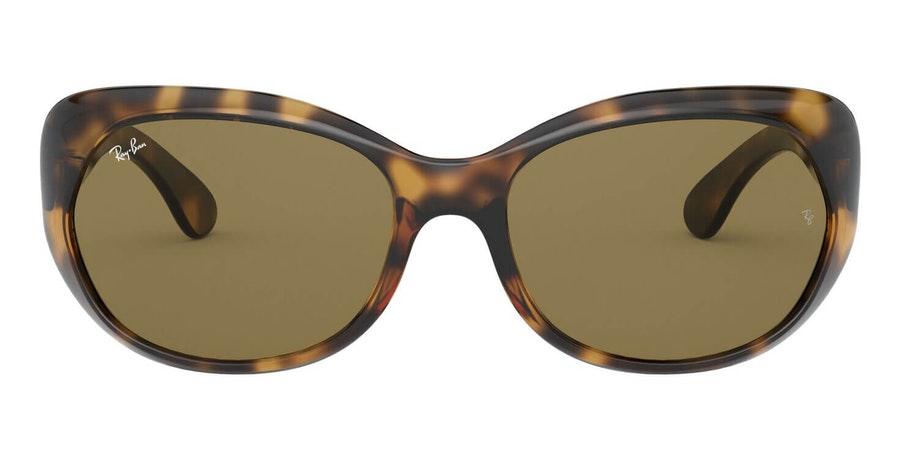 Ray-Ban RB 4325 (710/73) Sunglasses Brown / Tortoise Shell