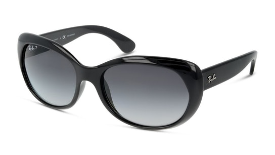 RB 4325 Women's Sunglasses Grey / Black