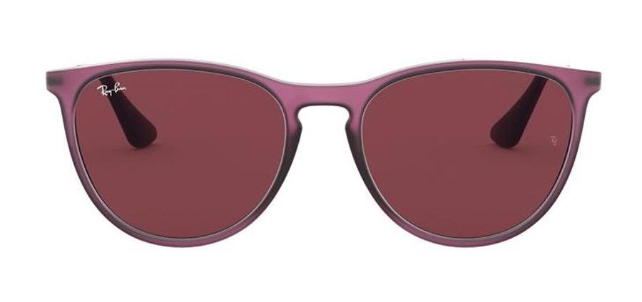 Ray-Ban Juniors RJ 9060S (705675) Children's Sunglasses Violet / Pink