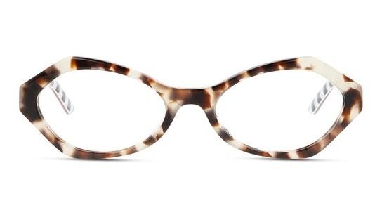 Millennials PR 12XV Women's Glasses Transparent / Tortoise Shell