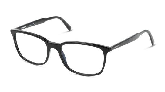 Conceptual PR 13XV Men's Glasses Transparent / Black