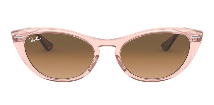 Ray-Ban RB 4314N Women's Sunglasses Brown/Tortoise Shell