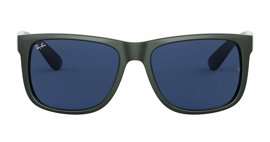 Ray-Ban Justin RB 4165 (646880) Sunglasses Havana / Black