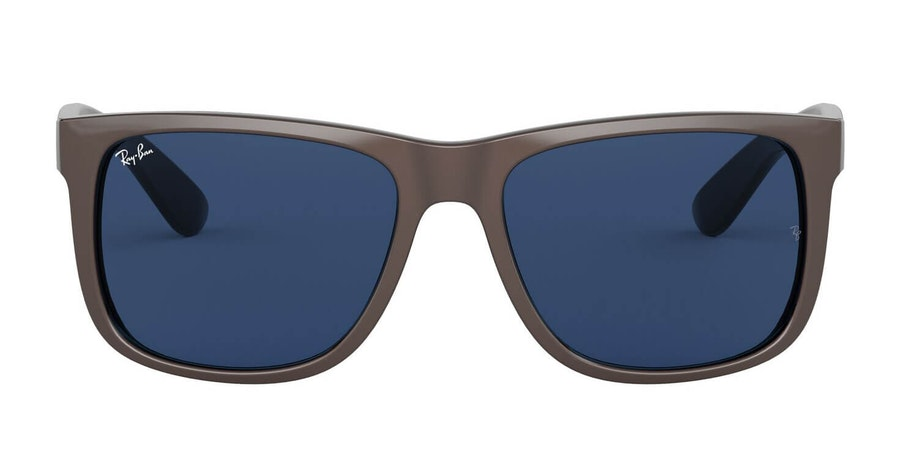 Ray-Ban Justin RB 4165 (647080) Sunglasses Blue / Black
