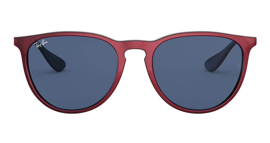 Ray-Ban Erika RB 4171 Women's Sunglasses Blue/Red