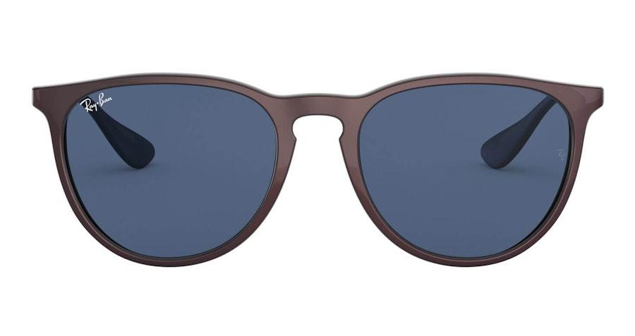 Ray-Ban Erika RB 4171 Women's Sunglasses Blue/Black