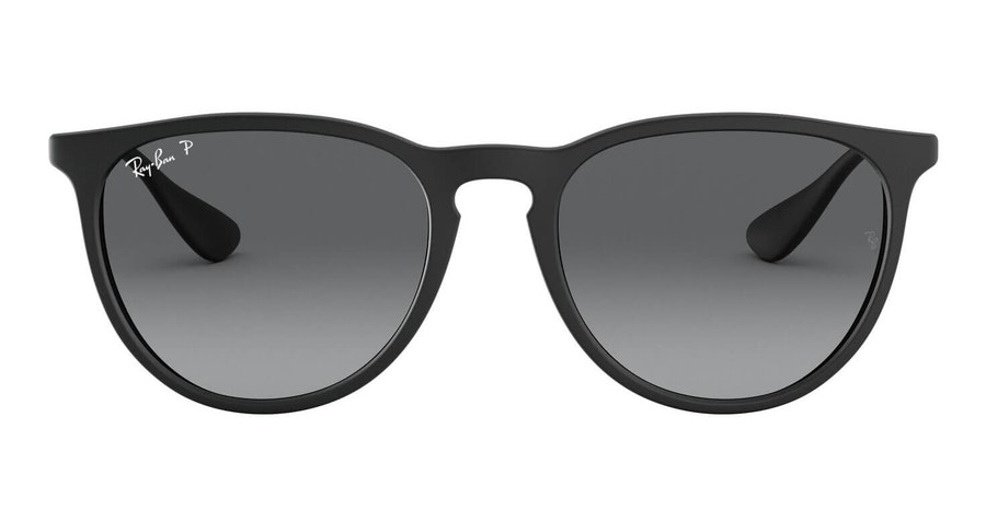 Ray-Ban Erika RB 4171 (622/T3) Sunglasses Grey / Black