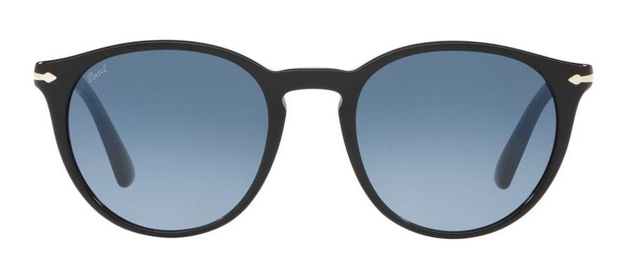 Persol PO 3152S (9014Q8) Sunglasses Blue / Black