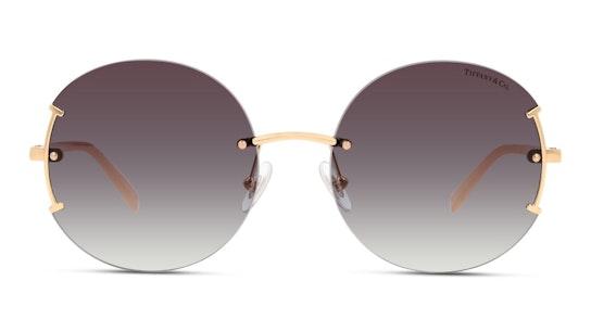 TF 3071 Women's Sunglasses Violet / Gold