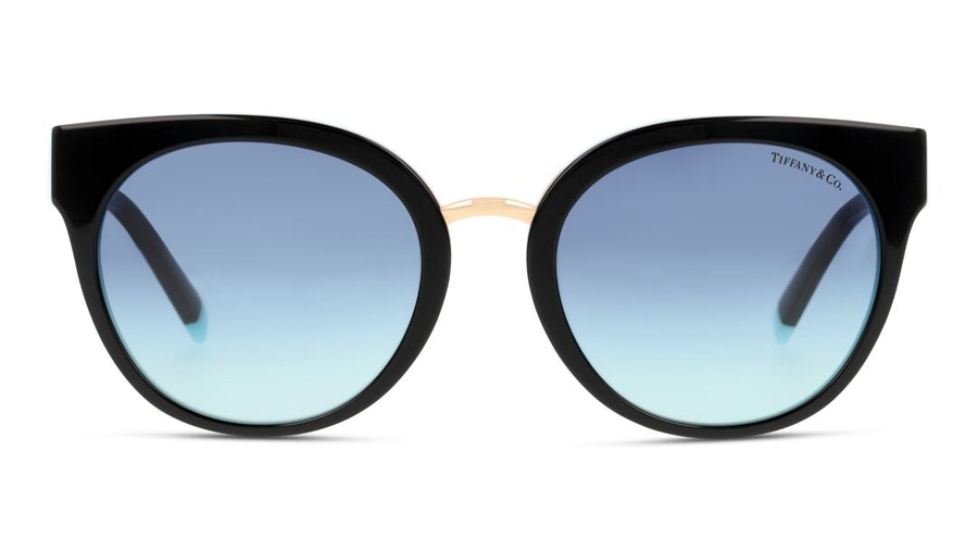Tiffany & Co TF 80559S Women's Sunglasses Blue / Black